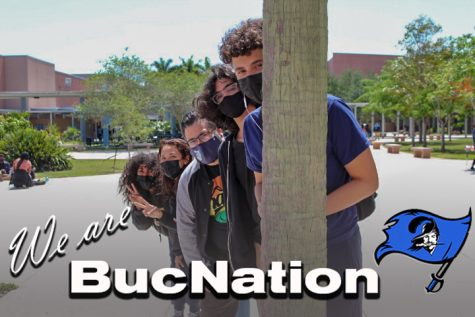 South Dade Photographers Host #BucNation Photobooth on Friday Fun Day